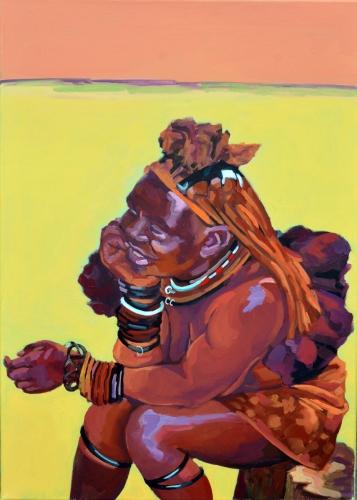 Eine Himba